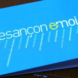 Besançon e-Moi service en ligne de la ville de Besançon et du Grand Besançon
