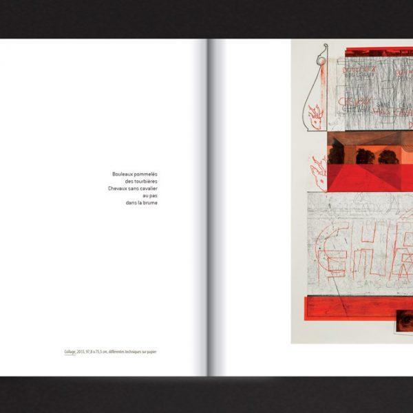 Catalogue d'exposition de Barbara Dasnoy