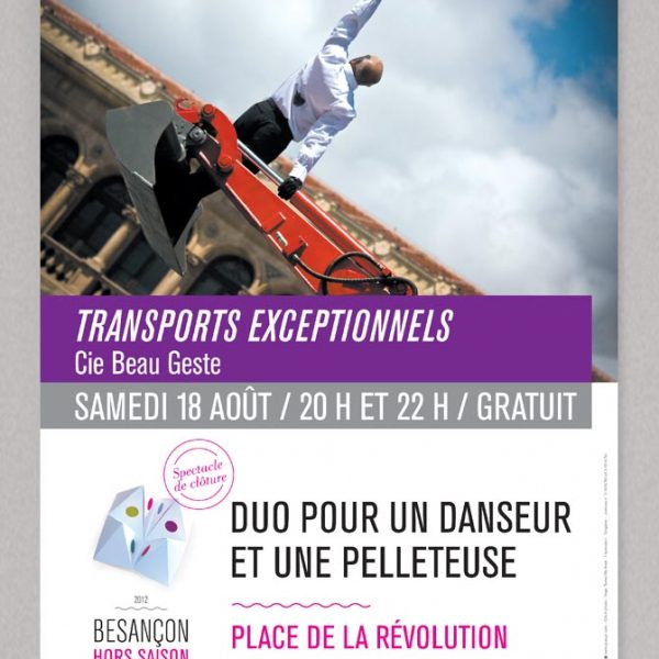 Besançon Hors saison