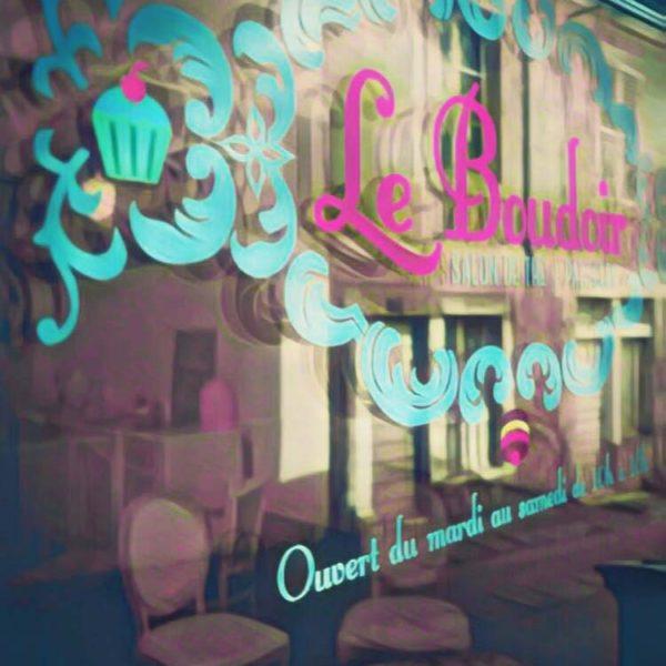 Le Boudoir salon de thé Pâtisserie