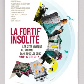 La fortif'insolite 2017 affiche